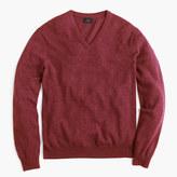 J.Crew Tall Italian cashmere V-neck sweater