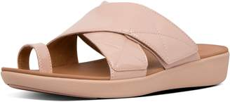 FitFlop Carin Patent Toe-Thongs