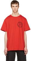 Stella McCartney Red Logo T-Shirt