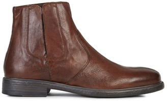 Geox Terence Flat Ankle Boots