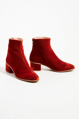 Serena Heeled Ankle Boots