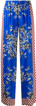 P.A.R.O.S.H. Safid wide-leg trousers