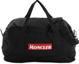 Moncler Nivelle Nylon Technique Duffle Bag