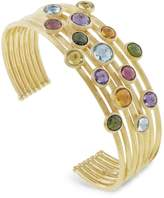 Marco Bicego Jaipur Mixed Stone Seven-Row Bangle Bracelet