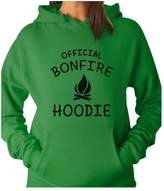 TeeStars - Funny Camping Gift - Official Bonfire Women Hoodie