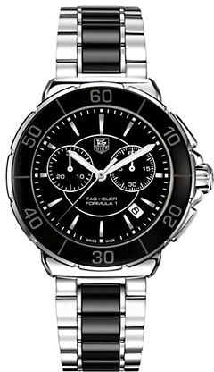 Tag Heuer Ladies' Formula 1 Stainless Steel Chronograph Watch