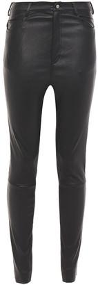 Drome Leather Skinny Pants