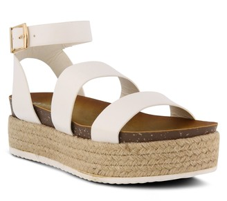 Spring Step Patrizia by Adjustable Strap Sandals - Larissa