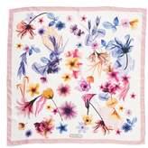 Salvatore Ferragamo Women's Opale Silk Square Scarf