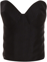 Martin Grant Cropped Bustier