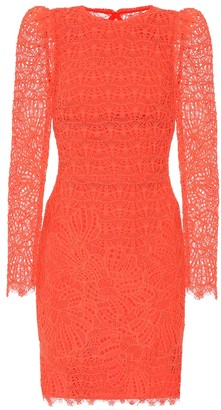 Rebecca Vallance Mae lace minidress