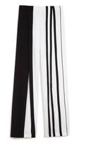Narciso Rodriguez Preorder Bonded Silk Stripes Pant