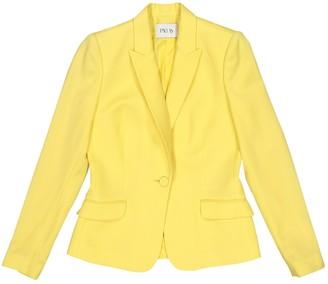 Pallas Yellow Cotton Jackets