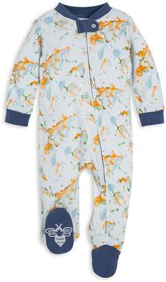 Burt's Bees World Explorer Organic Baby Sleep & Play Pajamas