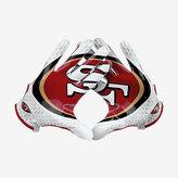 Nike Vapor Knit (NFL 49ers) Men's Football Gloves