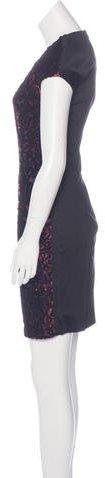 Just Cavalli Sequin-Embellished Mini Dress w/ Tags