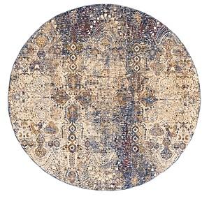 Kenneth Mink Taza Lavar Round Rug, 5' x 5'