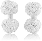 Barneys New York Men's Knotted Silk Cufflinks