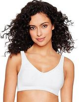Hanes Women's Lingerie Ultimate Smooth Inside & Out ComfortFlex Fit Wirefree Bra