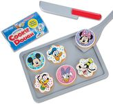 Melissa & Doug Disney's Mickey Mouse Clubhouse Wooden Slice & Bake Cookie Set by