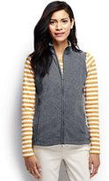 Classic Women's 100 Everyday Fleece Vest-Vibrant Fern