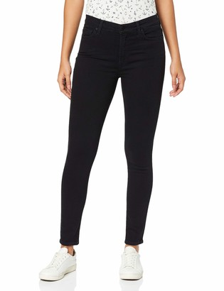 7 For All Mankind Women's Onlhanni L/s O-Neck Pullover KNT Skinny Jeans