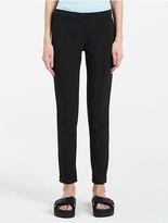 Calvin Klein Platinum Scuba Extreme Skinny Cropped Pants
