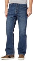 Mantaray Blue Loose Fit Jeans