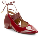 Calvin Klein Evalyn Patent Leather Flats