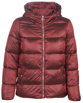 Only ONLNAIOMI women's Jacket in Red