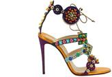 Christian Louboutin Kaleikita 100 Cosmo Sandals