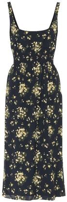 Emilia Wickstead Giovanna floral midi dress