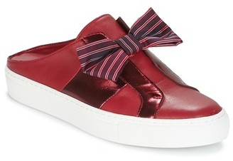 Katy Perry THE AMBER women's Mules / Casual Shoes in Red