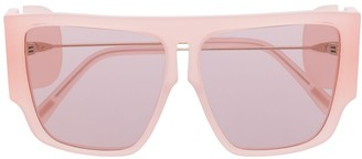 Ports 1961 Oversized Block Frame Sunglasses
