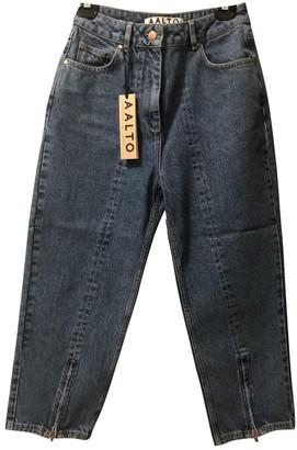 Aalto Blue Denim - Jeans Jeans for Women
