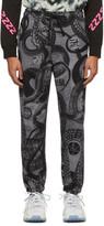 Diesel Black P-Calton-B Lounge Pants