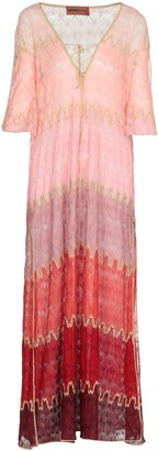 Missoni Sheer Cover Up