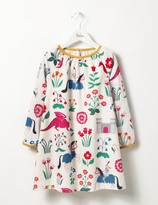 Boden Printed Woven Dress