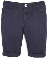 Armani Junior Armani Boys' 5 Pocket Stretch Twill Shorts - Sizes 8-16