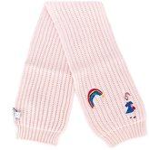 Dolce & Gabbana 'Back To School' knit scarf