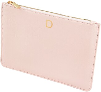 Cathy's Concepts Personalized Faux Leather Pouch