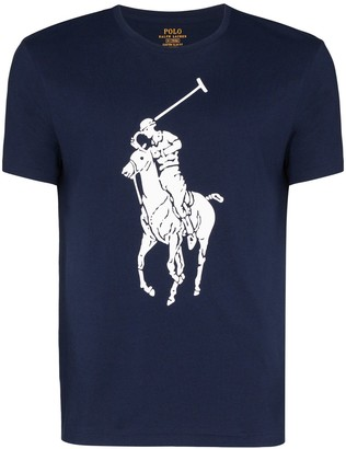 Polo Ralph Lauren pony print T-shirt
