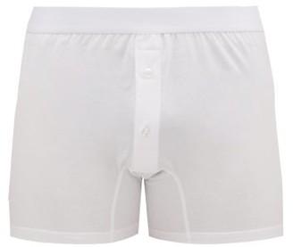 Comme des Garçons Shirt Cotton Boxer Briefs - White