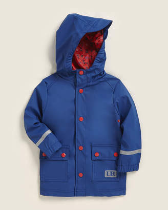 Urban Republic Toddler Boys) True Blue Hooded Raincoat