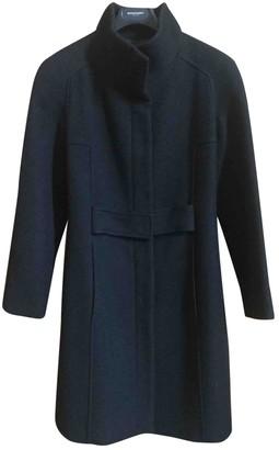 Giuliana Teso Black Wool Coats