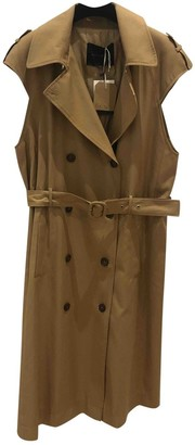 Birgitte Herskind Camel Coat for Women
