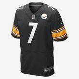 Nike NFL Pittsburgh Steelers Elite Jersey (Ben Roethlisberger) Men's Football Jersey