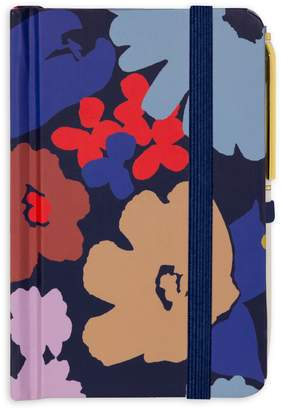 Kate Spade Floral-Print Lined Notebook
