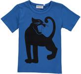 Mini Rodini Organic Cotton Panther T-Shirt