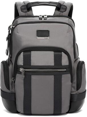 Tumi Alpha Bravo Nathan Expandable Backpack